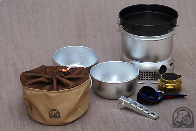 trangia Storm Cooker serie 27 sarupouch cover