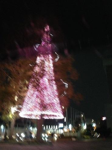 堺東 クリスマスツリー