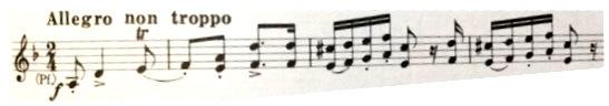 楽譜 ブラームス ピアノ協奏曲第1番 第3楽章