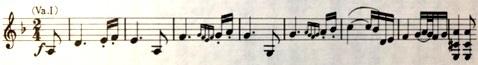 楽譜 ブラームス 弦楽六重奏曲第1番