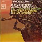 バーンスタイン 交響曲第1番「エレミア」(CBS)