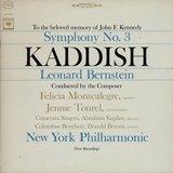 バーンスタイン 交響曲第3番「カディッシュ」(CBS )