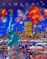 Happy Birthday Liberty(自由の女神)