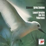 バーンスタイン ニューヨーク・フィル シューマン 交響曲 CBS