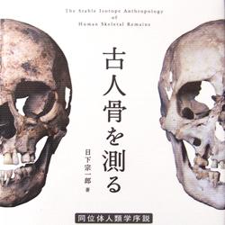 古人骨を測る