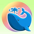 クジラMessenger虹