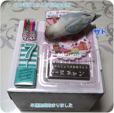 ①レーヌのケーキ