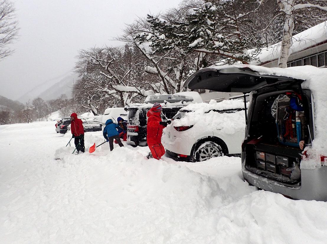 関東雪崩講習会 2019 (2)