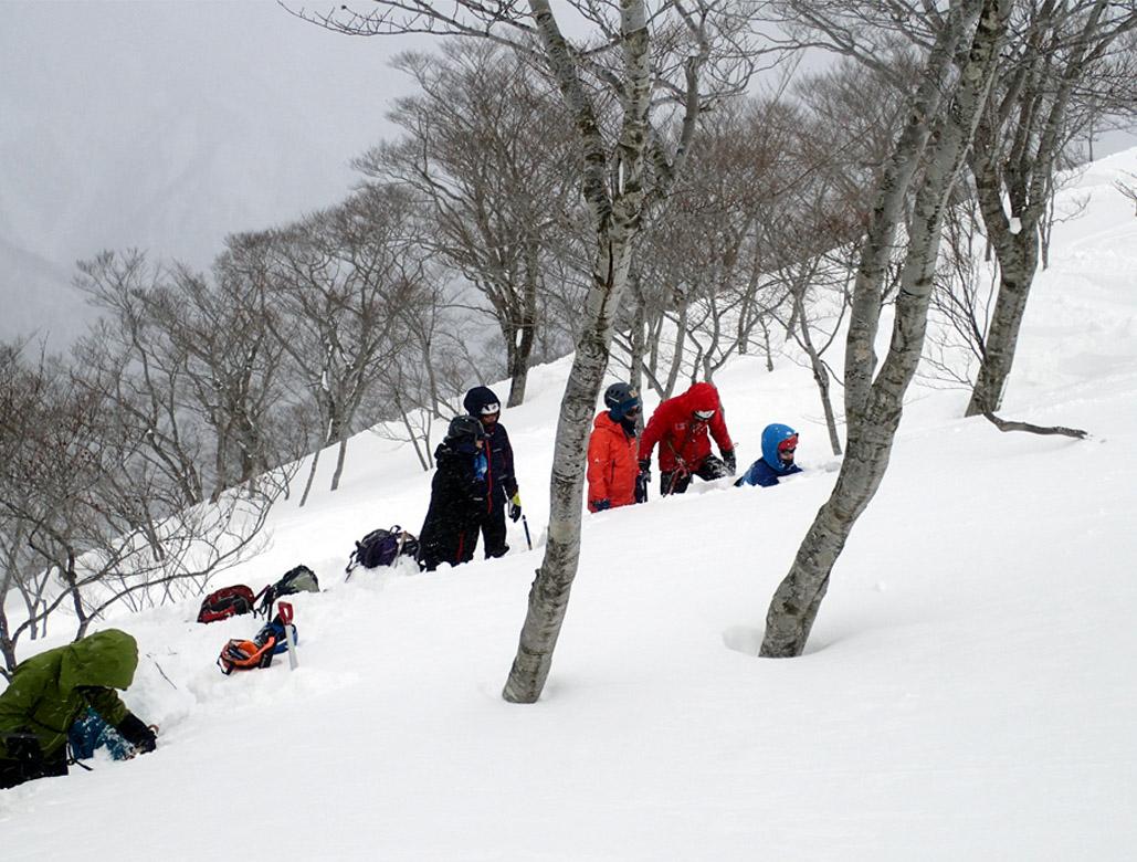 関東雪崩講習会 2019 (19)