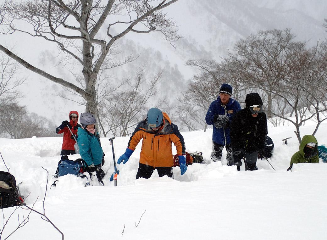 関東雪崩講習会 2019 (21)
