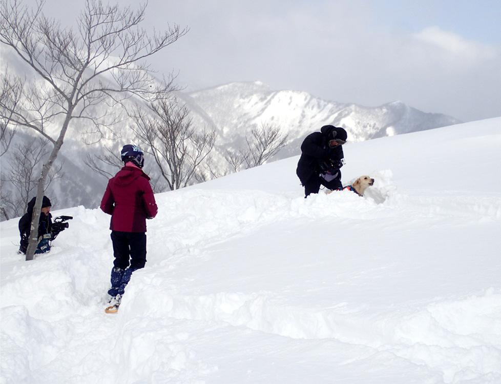 関東雪崩講習会 2019 (31)