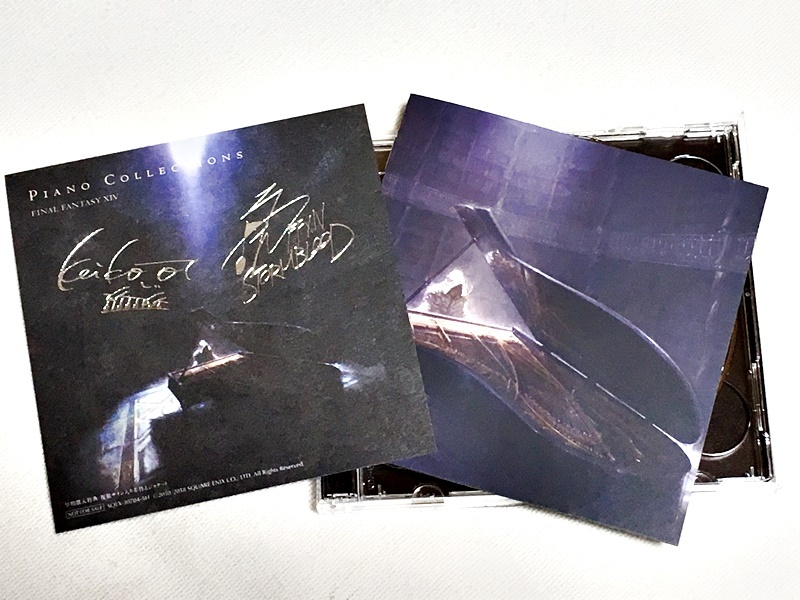 【CD】Piano Collections FINAL FANTASY XIV