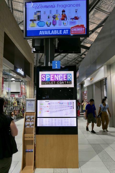 spencer outlet center - 1