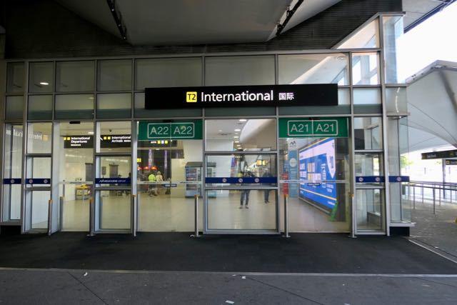 メルボルン空港 - 1 (5)