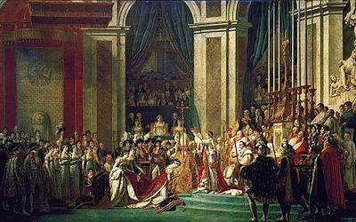 ナポレオンの戴冠式 - 1 (1)