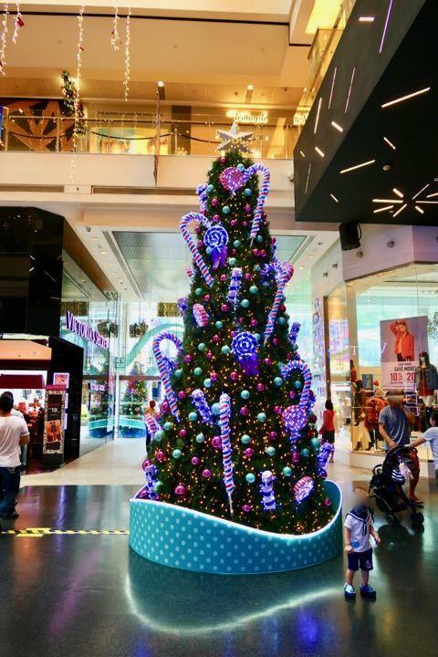 シンガポール クリスマスツリー - 1