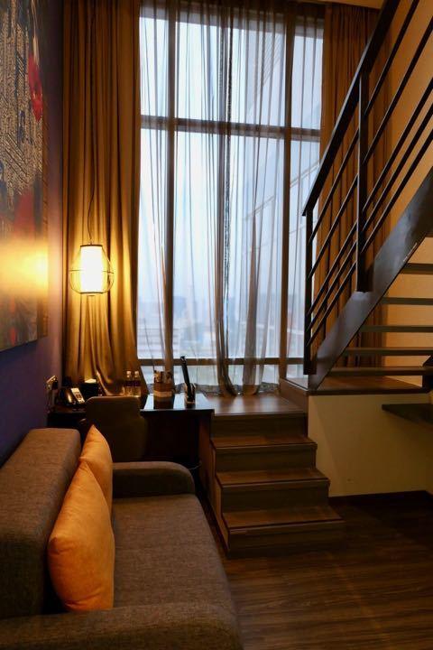 シンガポール メルキュール・ホテル - 1 (1)