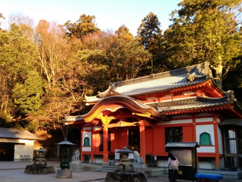中山寺奥の院