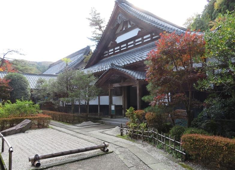 大安禅寺 庫裏