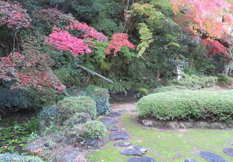 大安禅寺 庭園
