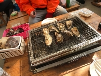 糸島かき小屋1