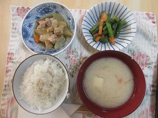2019年1月の昼食