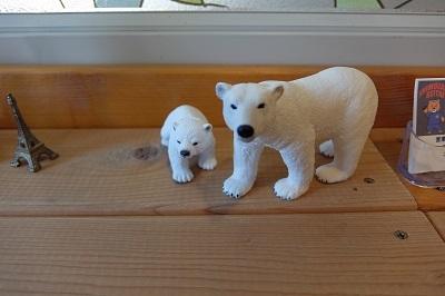イタリア白クマ