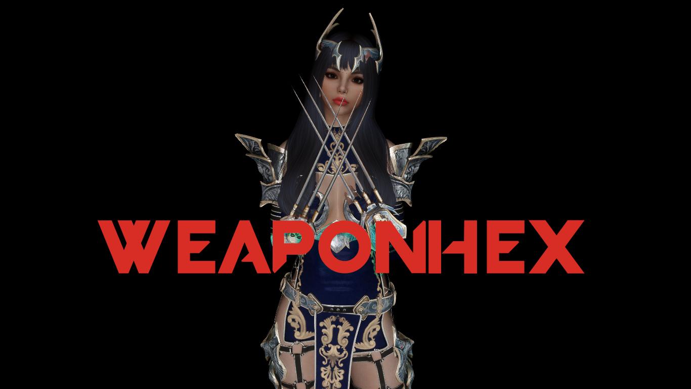 UUNP] Weapon Hex — HDT SMP - UUNP