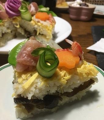 ケーキ寿司6