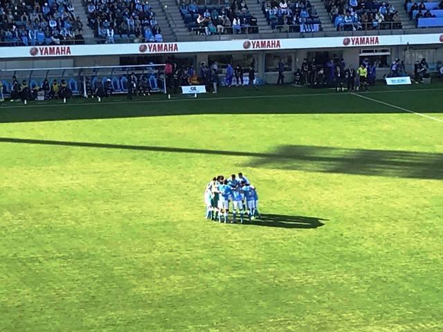 [ジュビロ磐田]ホーム最終戦、コンサドーレ札幌に2-0で敗戦。