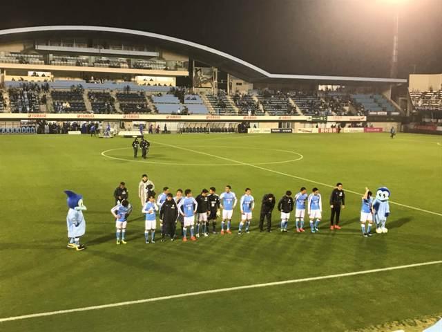 [ジュビロ磐田]ルヴァンカップ初戦、ガンバ大阪に1-0で勝利!