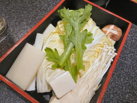 野菜類@しゃぶ亭