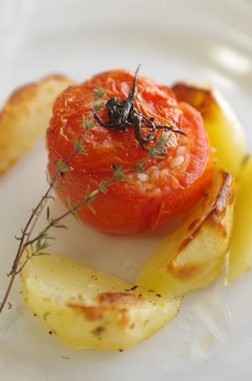トマトの米詰め1 - コピー (2)