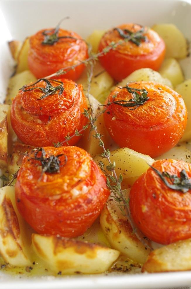 トマトの米詰め2 - コピー