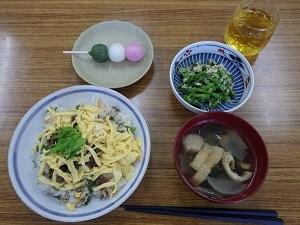 チラシ寿司 10