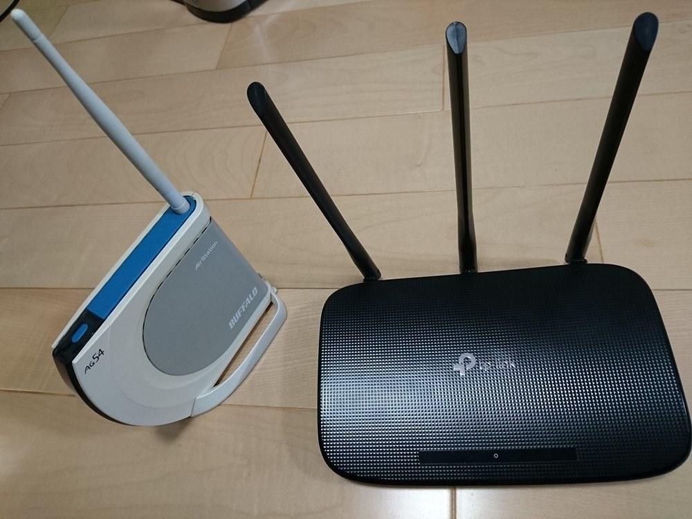 【レビュー】 無線LAN ルーター TL-WR940N 買いました