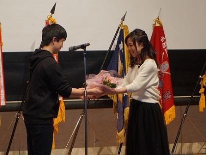 19年卒団式