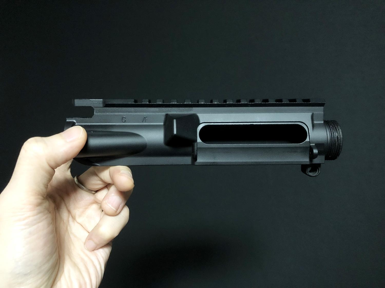1『実物』 vs 『レプリカ』 ダストカバー & ガスチューブ を考える!! 次世代 M4 CQB-R アッパーフレーム ポートカバー カスタム 検証 取付 レビュー!!