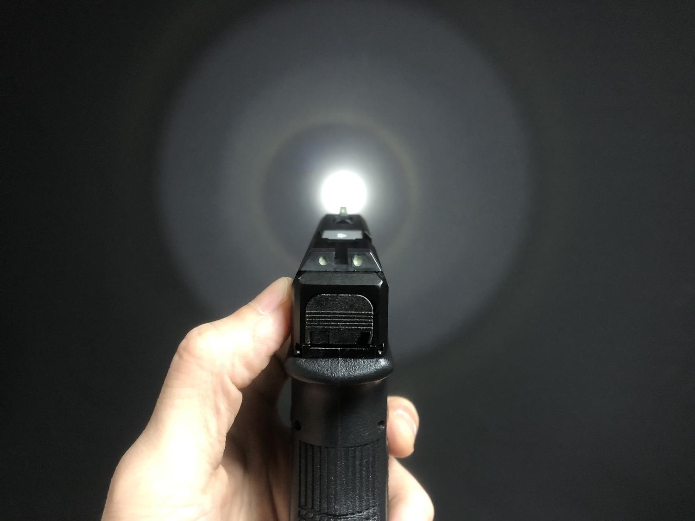 12 東京マルイ GLOCK 17 『SUREFIRE X300 ULTRA TYPE』を付けて見よう!! シュアファイア ウェポンライト グロック カスタム 取付 レビュー!! したるの巻!!