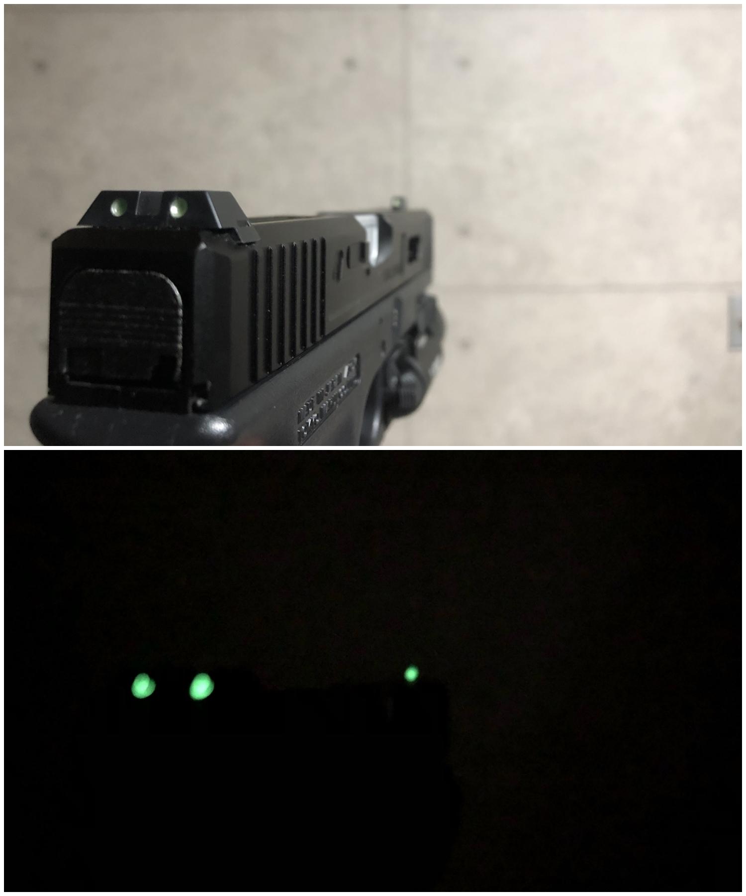 13 東京マルイ GLOCK 17 『SUREFIRE X300 ULTRA TYPE』を付けて見よう!! シュアファイア ウェポンライト グロック カスタム 取付 レビュー!! したるの巻!!