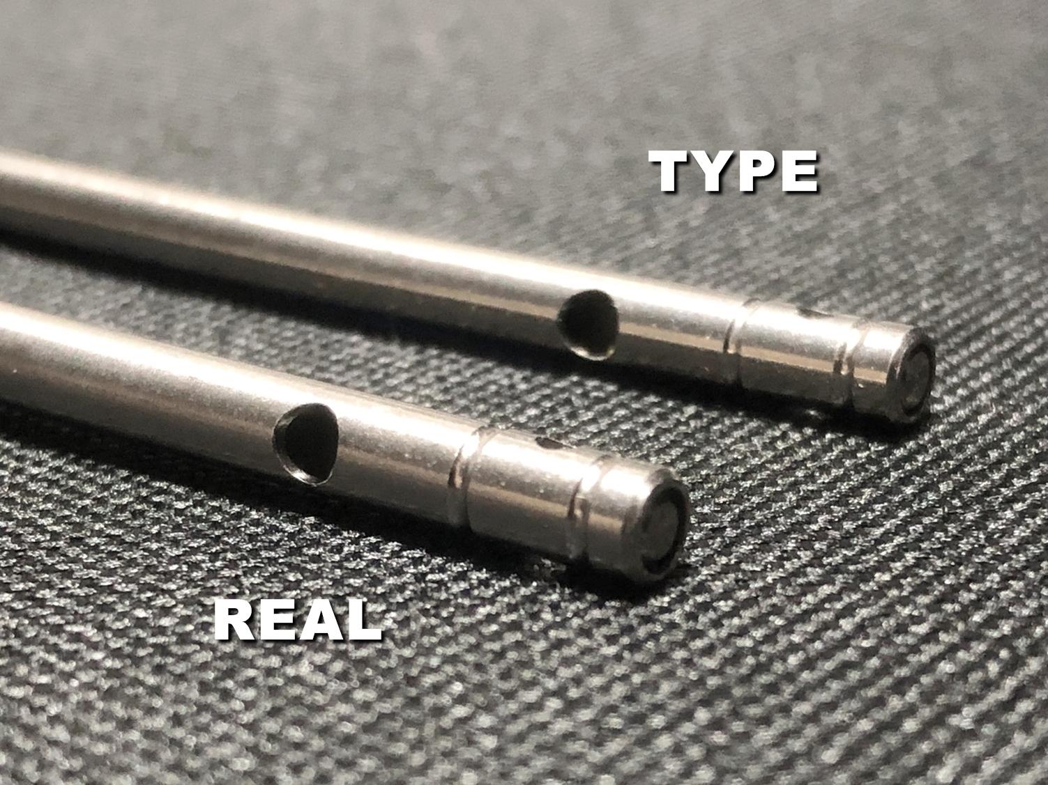 9 実物 & リアルレプリカ AR15 ガスチューブの違いを検証!! AR15 DPMS Real vs SP Type Gas Tube Verify Validate!! M4 N4 トレポン MWS 次世代 電動ガン 比較 レビュー!!