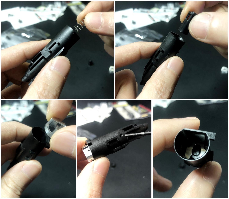 10【前半】 SAI GLOCK カスタムスライド G18C 組込完了!! やっと組み立てたぞ!! Guns Modify Salient Arms GM0251 スライドパーツ 購入 組込 分解 取付 カスタム レビュー!!
