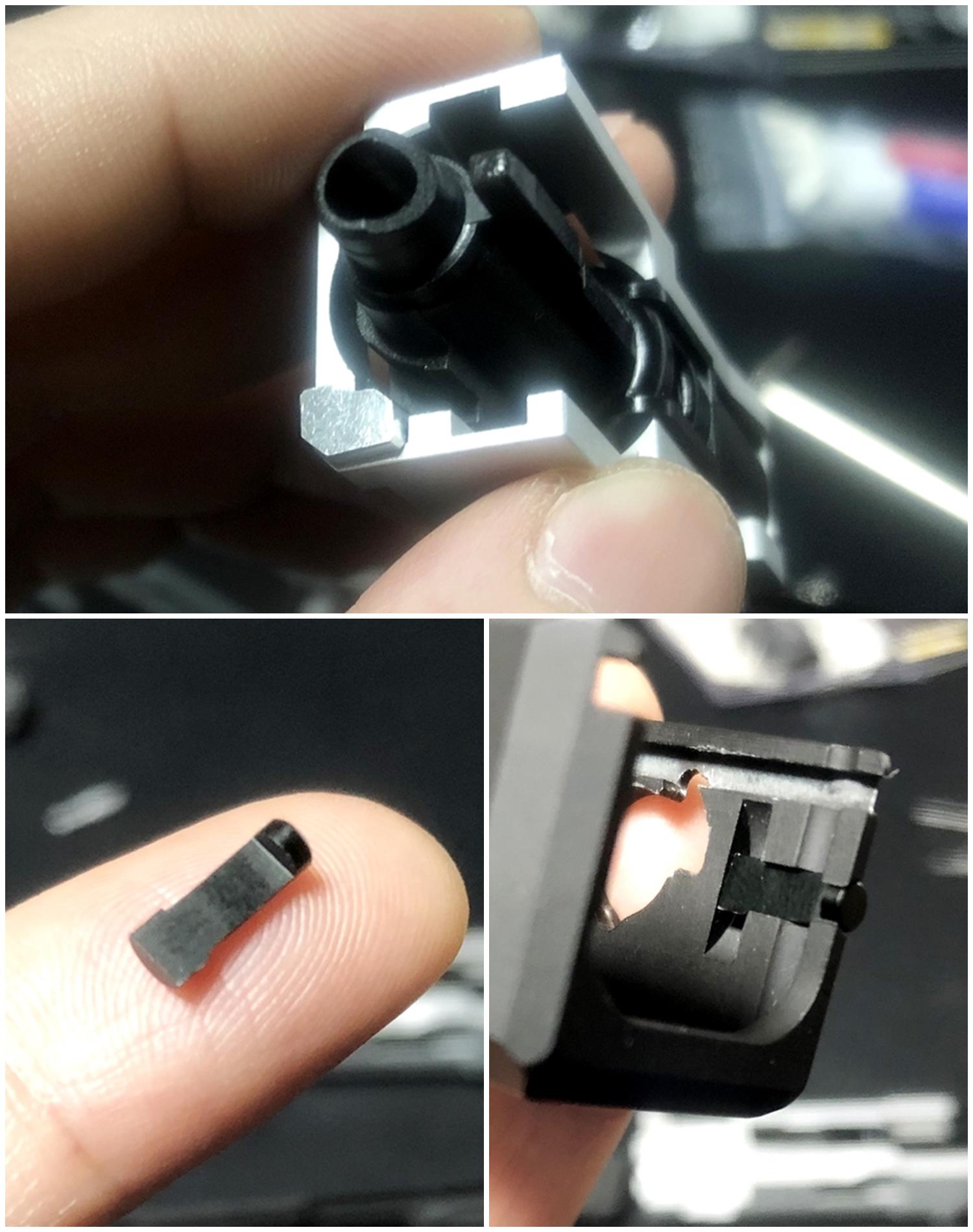 19-3【前半】 SAI GLOCK カスタムスライド G18C 組込完了!! やっと組み立てたぞ!! Guns Modify Salient Arms GM0251 スライドパーツ 購入 組込 分解 取付 カスタム レビュー!!