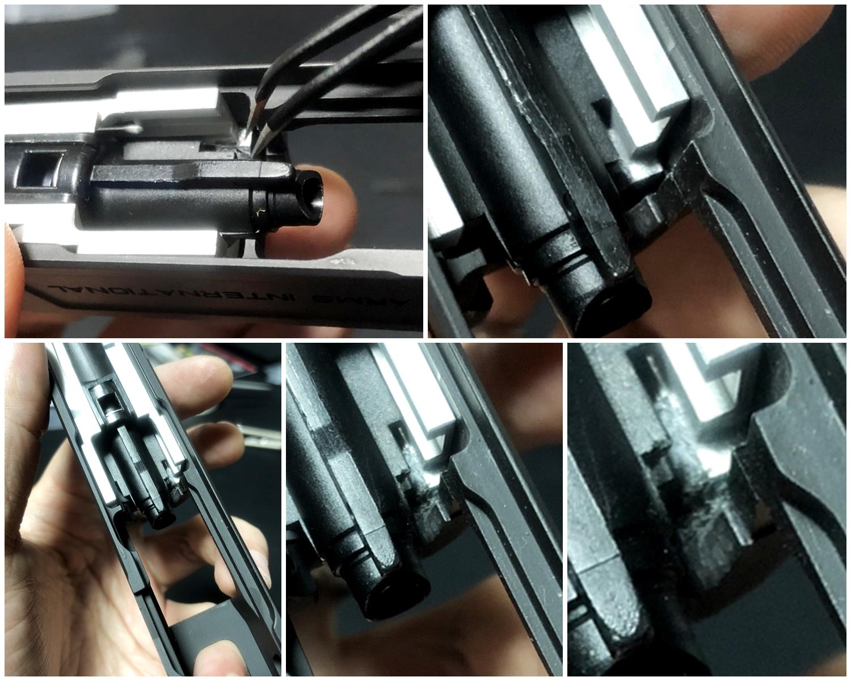 21【前半】 SAI GLOCK カスタムスライド G18C 組込完了!! やっと組み立てたぞ!! Guns Modify Salient Arms GM0251 スライドパーツ 購入 組込 分解 取付 カスタム レビュー!!