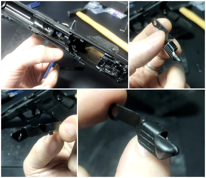 36【前半】 SAI GLOCK カスタムスライド G18C 組込完了!! やっと組み立てたぞ!! Guns Modify Salient Arms GM0251 スライドパーツ 購入 組込 分解 取付 カスタム レビュー!!