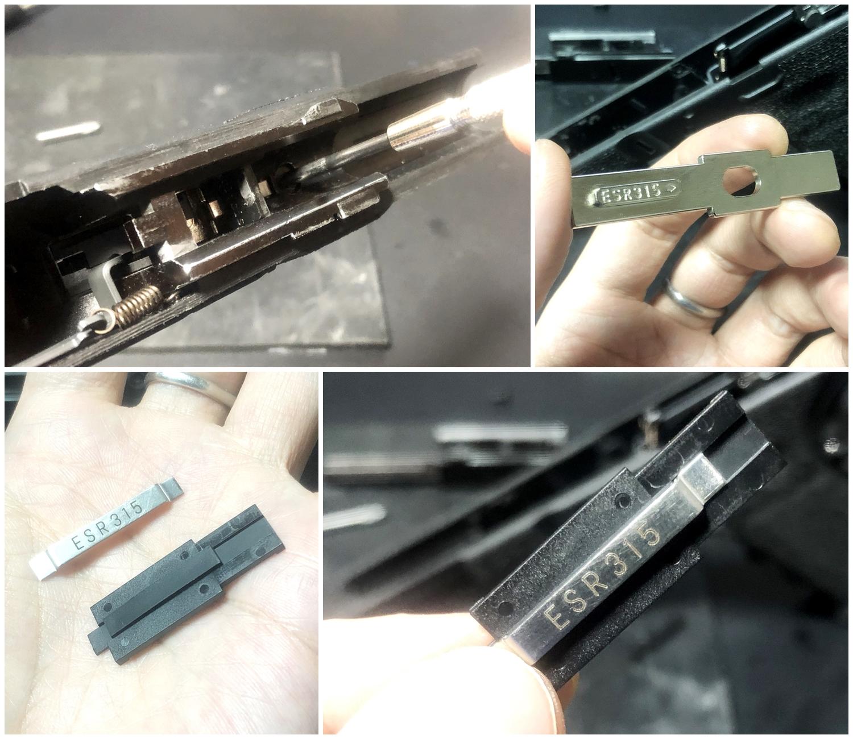 37【前半】 SAI GLOCK カスタムスライド G18C 組込完了!! やっと組み立てたぞ!! Guns Modify Salient Arms GM0251 スライドパーツ 購入 組込 分解 取付 カスタム レビュー!!