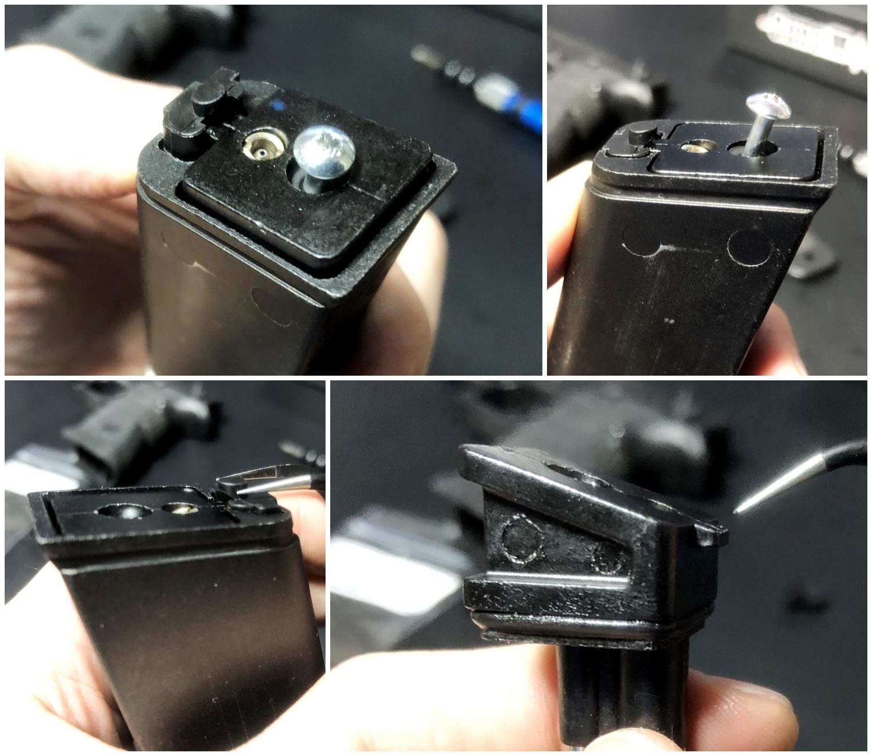 45【前半】 SAI GLOCK カスタムスライド G18C 組込完了!! やっと組み立てたぞ!! Guns Modify Salient Arms GM0251 スライドパーツ 購入 組込 分解 取付 カスタム レビュー!!