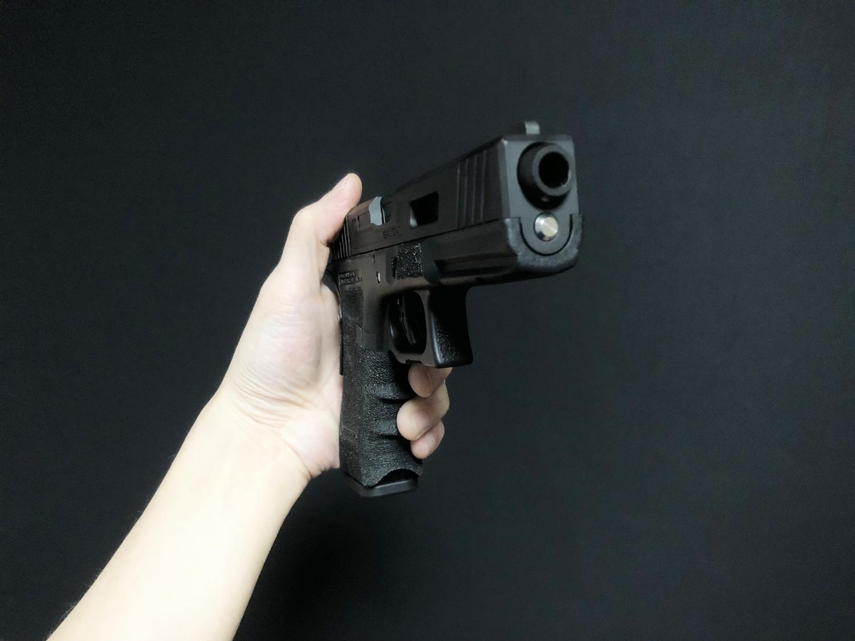 50【前半】 SAI GLOCK カスタムスライド G18C 組込完了!! やっと組み立てたぞ!! Guns Modify Salient Arms GM0251 スライドパーツ 購入 組込 分解 取付 カスタム レビュー!!