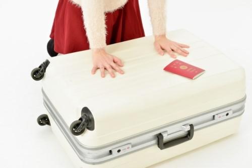 留学準備 荷物