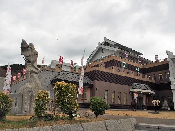 村上水軍博物館1